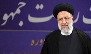 رئيسي لنظيره الإماراتي: آمل بتنمية العلاقات بين البلدين