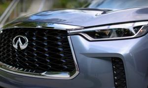 Infiniti تكشف عن أحدث سياراتها (فيديو)