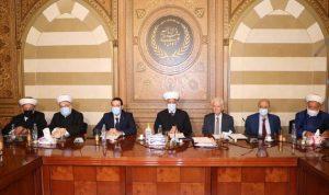 المجلس الشرعي: لن نسمح بالمسّ بصلاحيات الرئيس المكلف
