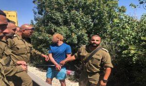 بعد مطاردة طويلة… إسرائيل تعتقل شخصين تسللا من لبنان