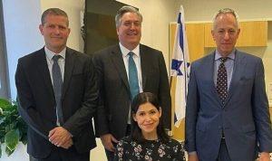 """إسرائيل: ننتظر """"حلولًا إبداعية"""" لإنهاء ترسيم الحدود مع لبنان"""