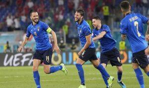 بطولة أمم أوروبا… إيطاليا تقصي بلجيكا