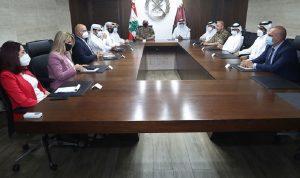 حاجات الجيش بين السفير القطري والعماد عون