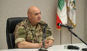 قائد الجيش عرض علاقات التعاون مع السفير الروسي