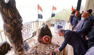 """العراق… تحويل مكان """"مجزرة سبايكر"""" إلى متحف للذاكرة"""