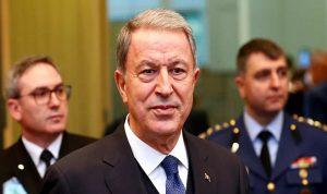 وزير الدفاع التركي: لسنا قوة أجنبية في ليبيا