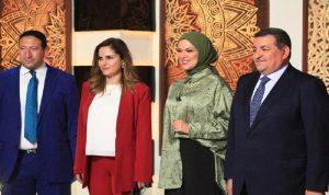عبد الصمد زارت مدينة الإنتاج الإعلامي في القاهرة