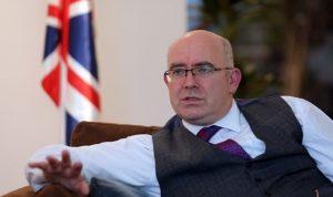 لنغدن: المملكة المتحدة مستمرة بدعم الشعب اللبناني