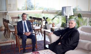 سبل دعم اللبنانيين بين معوّض والمطران أسادوريان