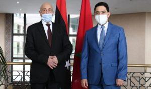 المغرب: نعمل مع المجتمع الدولي لحل الأزمة في ليبيا