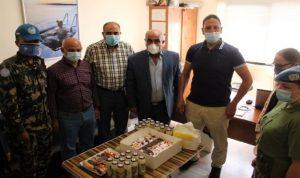 أجهزة تنفس صناعي من الكتيبة النيبالية الى ميس الجبل
