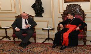 لونغدن: بريطانيا ستستمر بالوقوف إلى جانب لبنان