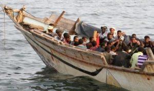 دورية مخابرات توقف مجموعة مهاجرين غير شرعيين