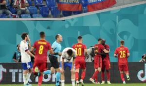 """روسيا تخسر أمام بلجيكا في """"يورو 2020"""""""