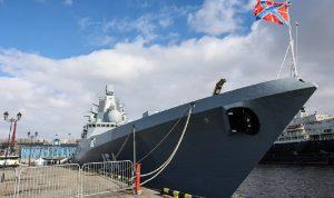 روسيا تدعم أسطول البحر الأسود بسفينتي أبحاث