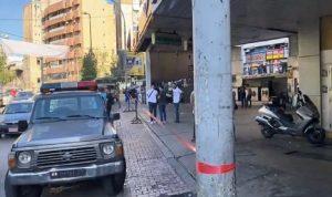 الأمن العام يجول على المحطات في إقليم الخروب
