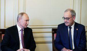 الرئيس السويسري: ناقشت مع بوتين الصفقة النووية مع إيران