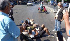 محتجون أقفلوا طرقات في طرابلس… والجيش يستنفر