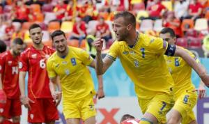 بالفيديو… أوكرانيا تحقق انتصارها الأول في أمم أوروبا
