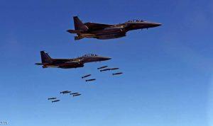 قصف أميركي يستهدف الحشد الشعبي على الحدود مع سوريا