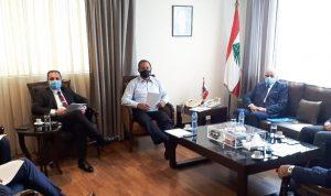 اجتماع وزاري تابع تطور العلاقات بين لبنان وسوريا