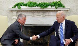 أزمات المنطقة تتصدر أجندة زيارة ملك الأردن لواشنطن