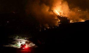 الحرائق تجتاح غابات قبرص… وسقوط قتلى