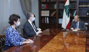 دوريل يتجنب الحديث عن عقوبات فرنسية على مسؤولين لبنانيين