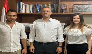 درويش: لاستقطاب استثمارات خارجية تساهم بتطوير طرابلس