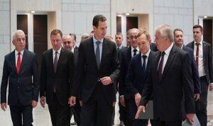 الأسد: سوريا تعمل بشكل متواصل لعودة اللاجئين