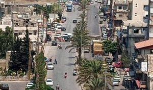 قطع طريق البداوي احتجاجًا على انقطاع الكهرباء