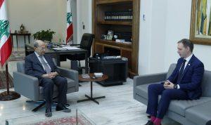 بريطانيا: مستمرون بدعم لبنان