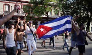 واشنطن: ندرس الخيارات لدعم شعب كوبا