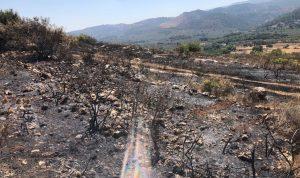 إخماد حريق أكروم… ماذا عن عندقت والقبيات؟