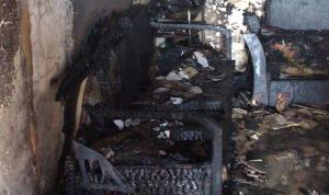 وفاة سيدة بعد احتراق منزلها في الهرمل