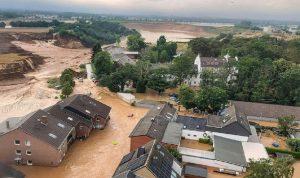 فيضانات أوروبا… أكثر من 150 قتيلا!