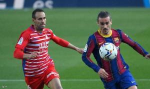 غريزمان يحسم موقفه مع برشلونة