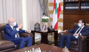 ملف تشكيل الحكومة الجديدة بين الحريري وميقاتي