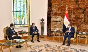 مصر: ندعم الحريري في جهود تشكيل الحكومة