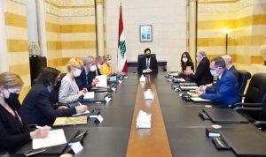 توصيات الإتحاد الأوروبي لمراقبة الانتخابات على طاولة دياب
