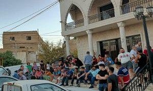 اعتصام في الهرمل احتجاجًا على تردّي الأوضاع الاقتصادية