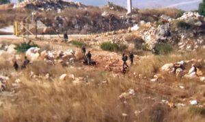 20 عنصراً اسرائيلياً تخطّوا السياج التقني في ميس الجبل