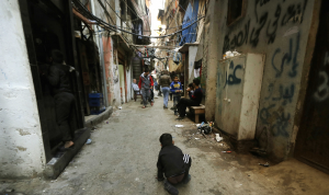 في لبنان: 3 من كلّ 10 أطفال يخلدون إلى النوم جائعين