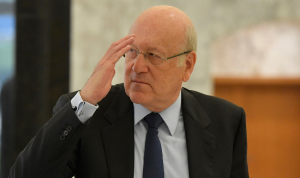ميقاتي معزيا بالحسيني: كان خير مؤمن برسالة لبنان