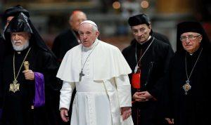 ماذا بعد لقاء الفاتيكان؟