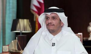وزير خارجية قطر في بيروت