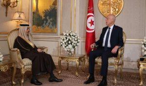 السعودية: حريصون على استقرار تونس