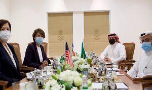 انفتاح فرنسي- أميركي على السعودية: نتبنى قراءتها لأزمة لبنان