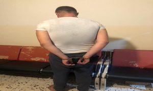 القبض على سارق في كفررمان