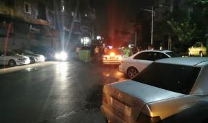 عتمة شبه شاملة… قطع طرقات في طرابلس